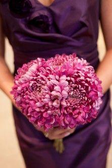 Pink Bridesmaid Bouquet
