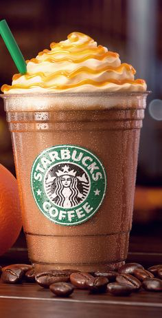 3D Product Visualization - Starbucks Iced Orange Mocha by Kalpesh Patil, via Behance