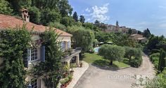 Charming Villa with Pool and Views next to Chateauneuf Village