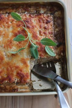Matzo pizza? Not so much. But using matzo in place of lasagna noodles can make a comforting and warming Passover dish.