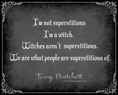 Wicca is misperceived by those who have ideations based on fairy tales, movies, holiday displays and the rantings of the completely uninformed, but threatened, religious zealots that fear a spiritual path that is peaceful, non-violating, non-recruiting and unbound by fears of condemnation and threats imposed externally.