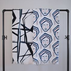 Katie Kime throws are the perfect gift year around. Throw Blankets, Decorative Throws, Prints