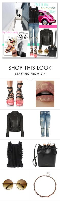 """""""This is my Polyvore Story"""" by tattooedmum on Polyvore featuring Sugarbaby, Lime Crime, Chloé, Mansur Gavriel, Adele Marie, dollskill, cloe and myfashionidenity"""