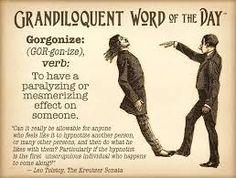 Image result for gorgonize definition