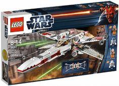 Lego Star Wars - 9493 - Jeu de Construction - X-Wing Starfighter LEGO http://www.amazon.fr/dp/B005KISH7U/ref=cm_sw_r_pi_dp_RMLwub1QPYT5R