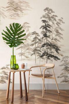 Behang de Gournay - Japans en Koreaans Behangpapier Collectie - Luxury By Nature