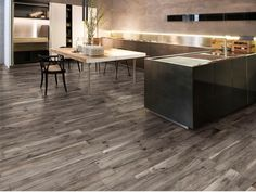 wood effect tiles, suitable for wet rooms, bathrooms, kitchens, outdoor - LIVING CENERE Wood Effect Tiles, 20 M2, Glazed Tiles, Wet Rooms, Tile Design, Wood Colors, Home Renovation, Living Spaces, Sweet Home