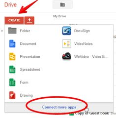 10 Great Tools to Integrate with your Google Docs ~ Educational Technology and Mobile Learning