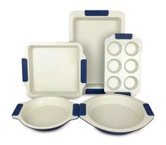 Vitesse 5-piece Bakeware Set, Nonstick Carbon Steel -- You can get additional details at the image link.