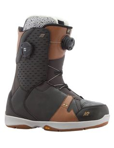 sports shoes 65427 8e966 Contour Black 2018 K2 Snowboard  Boots snowboard femme