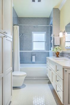 Subway tiles application for your bathroom (106)
