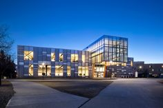 The University of Calgary - Taylor Institute, Gibbs Gage Architects+ Diamond Schmitt Architects