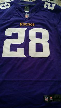 nike Adrian Peterson minnesota vikings purple  football jersey size M  men | Sports Mem, Cards & Fan Shop, Fan Apparel & Souvenirs, Football-NFL | eBay!