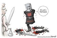 Clay Bennett editorial cartoon: 06/26/2012 Cartoon by Clay Bennett