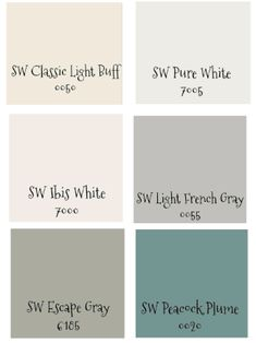 58 Best Pottery Barn Paint Collection Images Paint