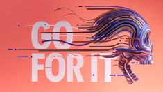 GO FOR IT on Behance