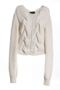 Fall 2016 Trend: Embellished Sweaters [PHOTOS] | WWD