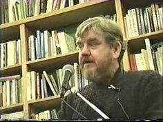 William Irwin Thompson Lecture Part 8 - YouTube