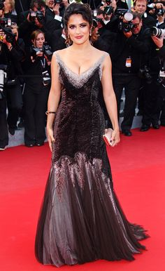 Cannes Film Festival 2012: The Best Dressed Stars: Salma Hayek