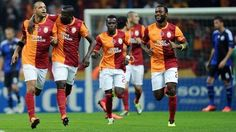 Champions League: Galatasaray's First Half Flurry Enough For Win