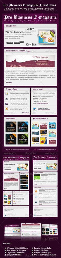 Entrepreneur Email Newsletter  Email Newsletters And Entrepreneur