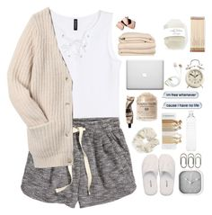"""""""☆:TONIGHT WE ARE VICTORIOUS, CHAMPAGNE POURING OVER US"""" by liz1478 ❤ liked on Polyvore featuring GANT, H&M, Acne Studios, L. Erickson, Karlsson, Clips, Kate Spade, Aesop, Pelle and Brahms Mount"""
