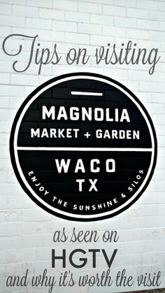 Tips on Visiting Magnolia Market in Waco Texaswhy you HAVE to go to Magnolia Market if you ever get the chance Magnolia Farms, Magnolia Market, Magnolia Homes, Texas Travel, Travel Usa, Top Vacation Destinations, Couples Vacation, Waco Texas, Last Minute Travel