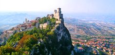 San Marino - At 60 sqkm (even smaller than Luxembourg), San Marino is one of the world's smallest and oldest republics that is surrounded by the mammoth: Italy. With a preserved historic architecture and an impressive mountainous region, wouldn't it be a great experience to visit this lesser-known destination before all the other tourists start streaming in soon?