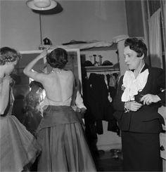 Elsa Schiaparelli 1950  1950  © Bettmann/CORBIS