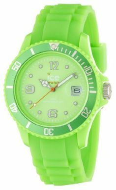 Ice-Watch Unisex SI.GN.U.S.09 Sili Collection Green Plastic and Silicone Watch Ice-Watch. $114.24. Durable mineral glass crystal with magnifier. Precise, high-quality Miyota Japanese-quartz movement. Comfortable silicone, water-resistant strap with buckle. Sili Collection. Water-resistant 165 feet (50 M). Save 12% Off!