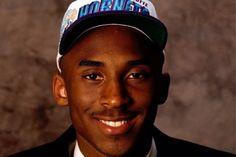 Kobe Bryant Draft Day