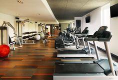 Re:charge gym- Aloft Munich