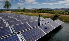 """5.8.15 - Community energy model is speeding US move to renewables - """"Known as Community Choice Aggregation, or CCA, programmes like Sonoma's are bringing competition into power generation by letting cities and counties decide where their energy comes from."""""""