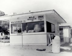 Whataburger (1950) Corpus Christie, Texas - the one that began it all!