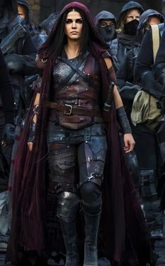 Avgeropoulos Marie, The 100 Poster, The 100 Characters, Lexa The 100, The 100 Show, Apocalyptic Fashion, Cosplay, The Hundreds, Badass Women