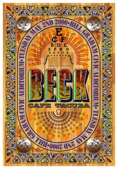 concert poster art - Google Search