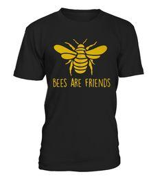 Top Shirt for Save farm beekeeper Vegan Honey Activist front