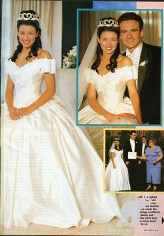 Dannii Minogue wedding 1995 www.virginiajustermarriagecelebrantgympie.com