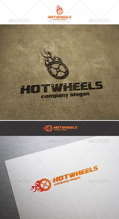 Hot Wheels Auto Logo — Vector EPS #tires #flame • Available here → https://graphicriver.net/item/hot-wheels-auto-logo/6209399?ref=pxcr