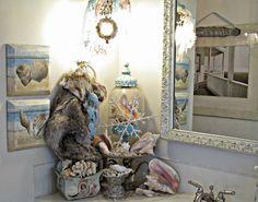 Penny's Vintage Home: Coastal Christmas