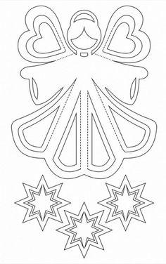 ангел из бумаги - Поиск в Google