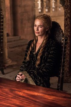 Cersei Lannister- Game of Thrones- Juego de Tronos- Season 4, episode 6