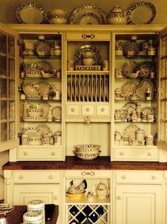 Emma Bridgewater Toast & Marmalade dresser