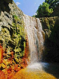 La Caldera de Taburiente, isla de la Palma