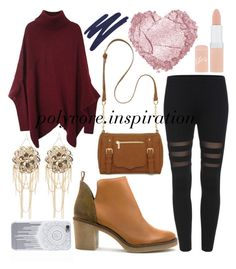 """""""Untitled #183"""" by loveemyself on Polyvore featuring Miista, New Directions, Bebe, Rimmel and By Terry"""