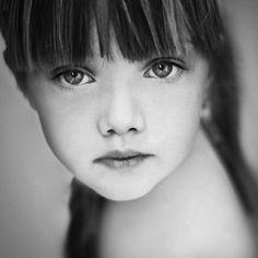 Child Portraits By Magda Berny