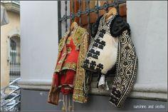 bullfighter jackets El Jueves Market Sevilla
