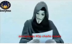 Anonymous declared war on Islamic extremists Friday and promised to take revenge for the attack on French satirical magazine Charlie Hebdo.