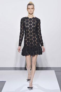 Valentino Fall 2010 Couture Fashion Show - Kasia Struss (Women)
