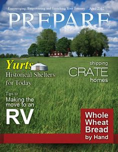 PREPARE Magazine   PREPARE Magazine   Encouraging, Empowering, and Enriching the Preparedness Journey